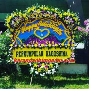 Karangan-bunga-papan-Wedding-pernikahan-karanganbungamu-toko-karangan-bunga-papan-melisa-florist